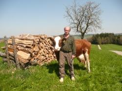Kern Engelbert mit Kuh